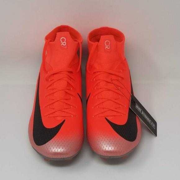 brand new 62edc a8038 Nike Mercurial Superfly 6 Pro CR7 FG AJ3550-600 NWT